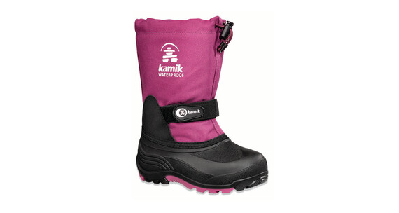 Kamik Waterbug5G Winter Boots Child berry